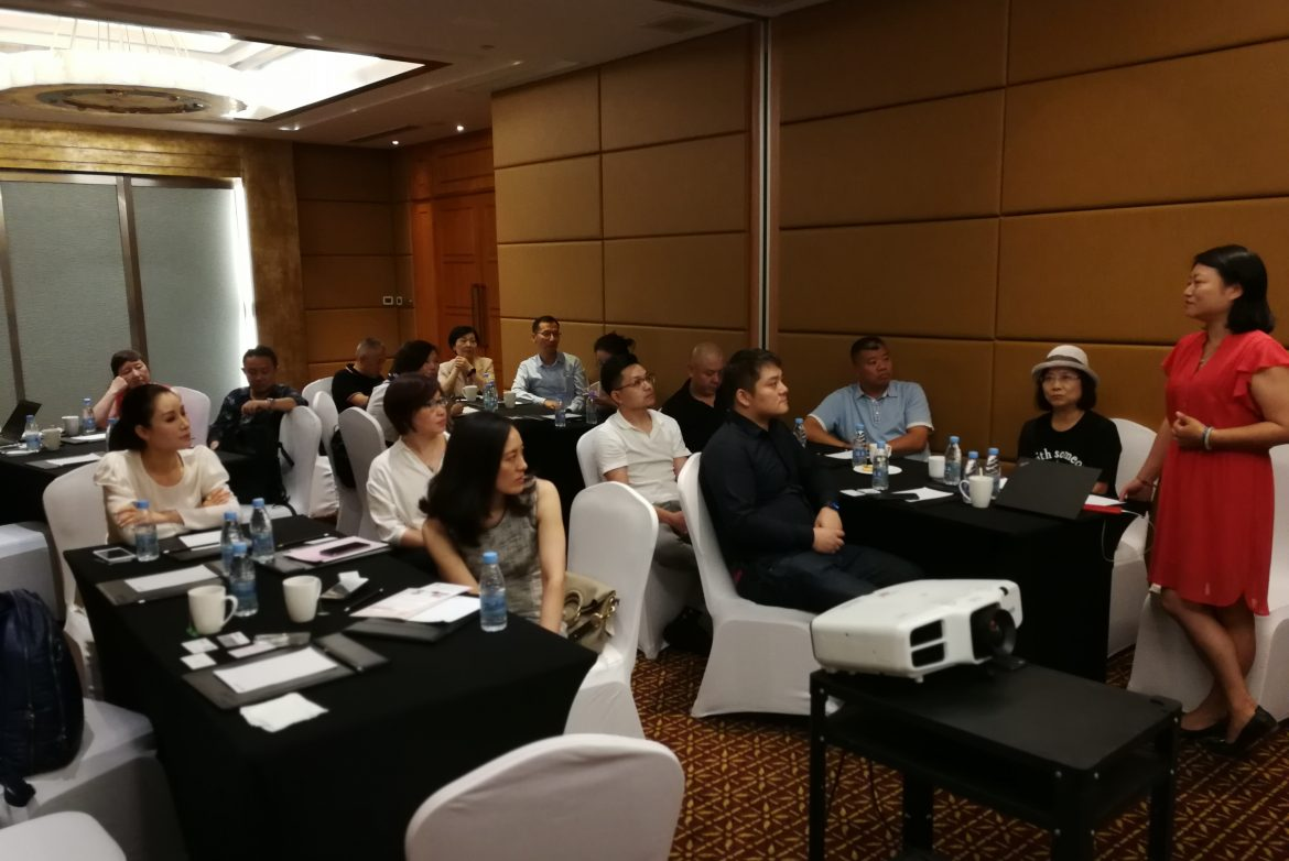 BLW SHANGHAI CORE EVENT on 28th August 2019